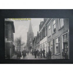 Domburg ca. 1920 - Stationsstraat