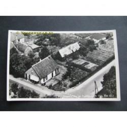 Elst 1950 - Viegen- vis-fruithandel-luchtfoto