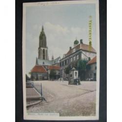 Rhenen 1911 - Markt met Stadhuis