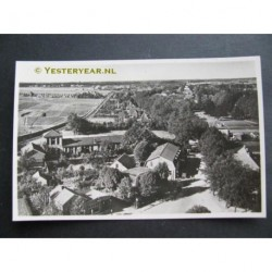 Soest 1950 - Panorama vanaf de Oude Toren