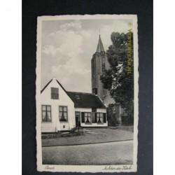 Soest ca. 1935 - Achter de Kerk