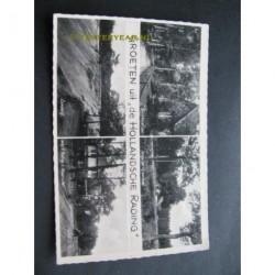 Hollandsche Rading 1941 - groeten uit
