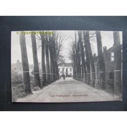 Honselersdijk ca. 1915 - Oud Postkantoor