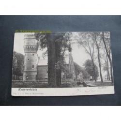 Hellevoetsluis 1903 - Barakken - watertoren