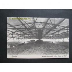 Doorwerth ca. 1915 - Modelboerderij - mestput