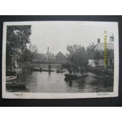 Uitgeest 1915 - Sluishaven