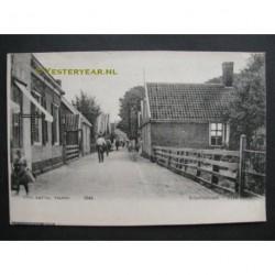 Uitgeest ca. 1910 - Schevelstraat