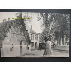 Bergen ca. 1915 - Museum en Postkantoor
