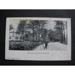 Warnsveld 1903 - Dorpstraat Huize Baank