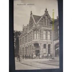 Apeldoorn ca. 1915 - Postkantoor