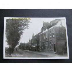 Musselkanaal 1949 - Postkantoor - Marktstraat