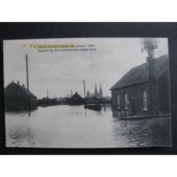 Cuijk 1920 - Watersnood