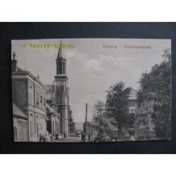 Raamsdonksveer 1917 - Postweg