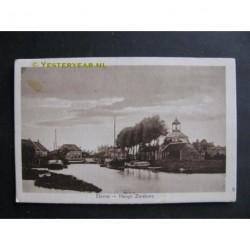 Hooge Zwaluwe 1927 - Haven