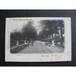 Soestdijk 1902 - Laan
