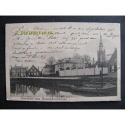 Raamsdonksveer 1900 - souvenir aan