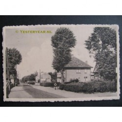Soesterberg 1952 - Postweg