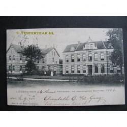 Loosduinen 1904 - Administratie met Observatiegebouw