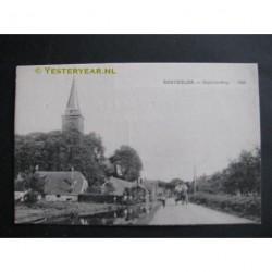 Breukelen ca. 1915 - Stationsweg
