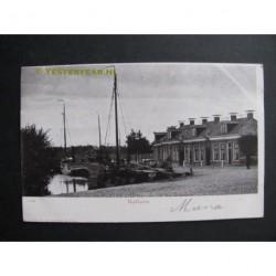 Kollum ca. 1900 - haven