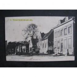 Mijnsheerenland 1902 - Voorstraat Westeinde