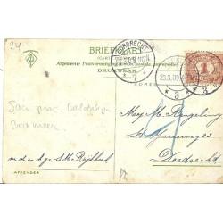 Boxmeer 1909 - Sacramentsprocessie
