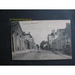 Wolvega 1911 - Hoofdstraat
