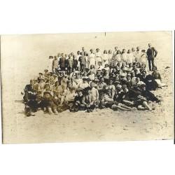 Etten ca. 1910 - gezondheidskolonie Dordrecht - groep kinderen -