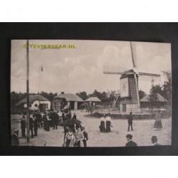 Dordrecht 1912 - tentoonstelling Boerendonck - molen