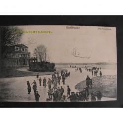 Dordrecht 1904 - Villa Noordhove - schaatsers