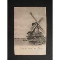 Dordrecht 1903 - Molen aan den sGravendeelschen Dijk