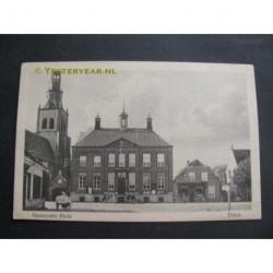 Etten 1925 - Gemeentehuis