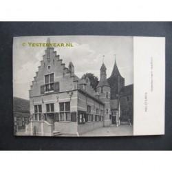 Halsteren 1925 - gerestaureerd raadhuis