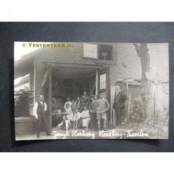Heerlen ca. 1930 - Jeugdherberg Heesberg - fotokaart