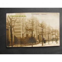 Oegstgeest ca. 1925 - Wilhelminapark - fotokaart
