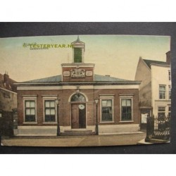 Rijswijk 1908 - gemeentehuis