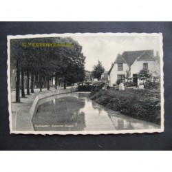 Oudewater ca. 1935 - Kromme Haven