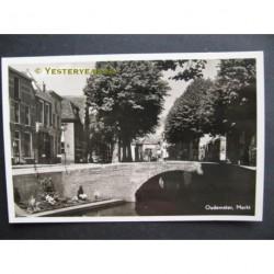 Oudewater 1956 - Markt