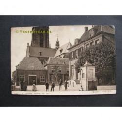 Rhenen ca. 1905 - Markt