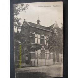 Bergschenhoek ca. 1910 - raadhuis