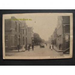 Coevorden 1919 - Betheimerstraat - groet uit
