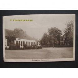 Dwingeloo 1930 - gemeentehuis