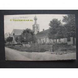 Dwingeloo 1924 - groet uit - kerk
