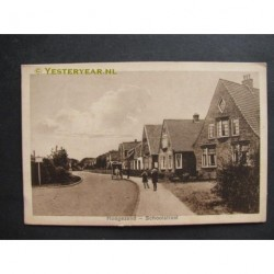 Hoogezand ca. 1925 - Schoollstraat