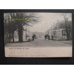 Leek 1919 - Nietap grensdorp