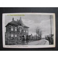 Nieuwolda 1923 - Buurt Marechaussee Kazerne