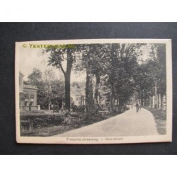 Noordhorn ca. 1920 - Friesche straatweg