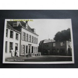 Harmelen 1943 - gemeentehuis