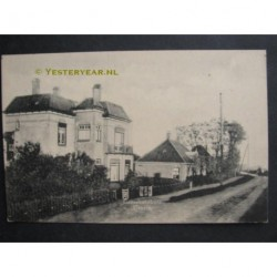 Ursem ca. 1910 - gemeentehuis