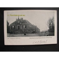 Lichtenvoorde ca. 1900 - gemeentehuis Zieuwensche weg